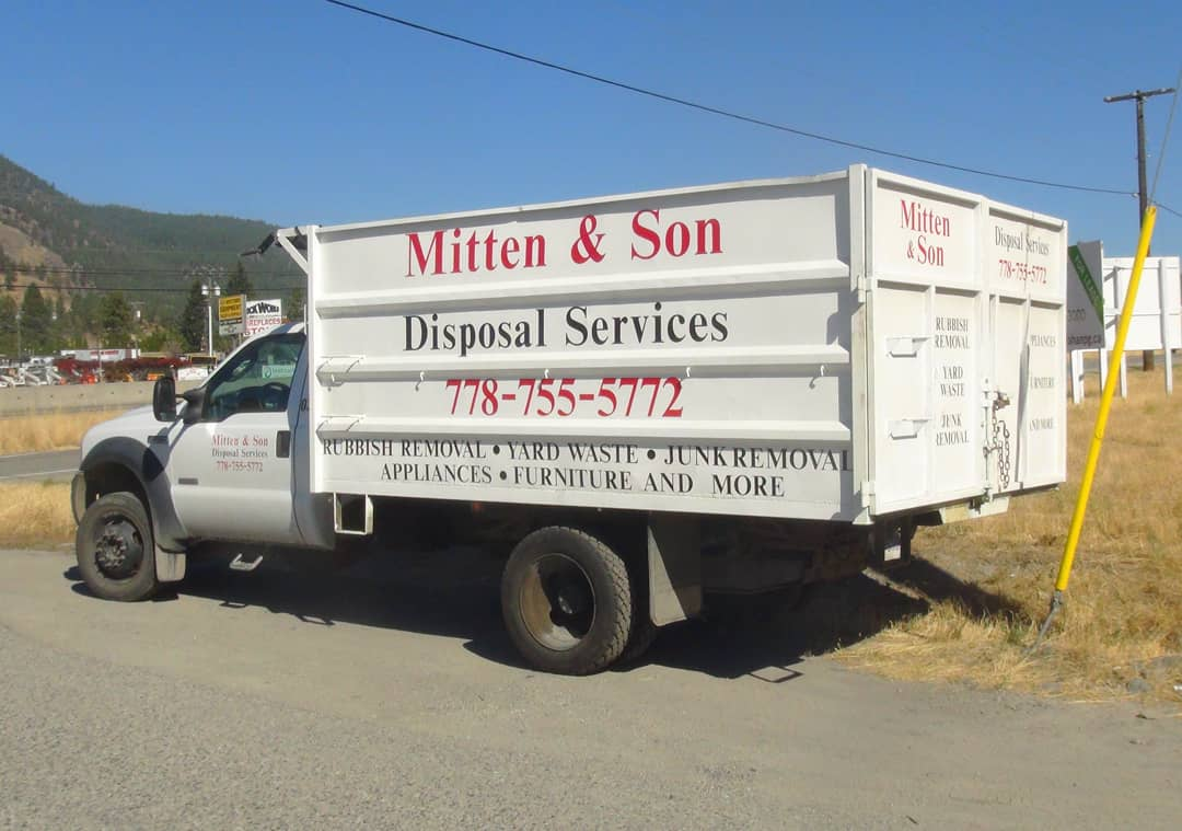 MITTEN & SON DISPOSAL SERVICES West Kelowna, BC
